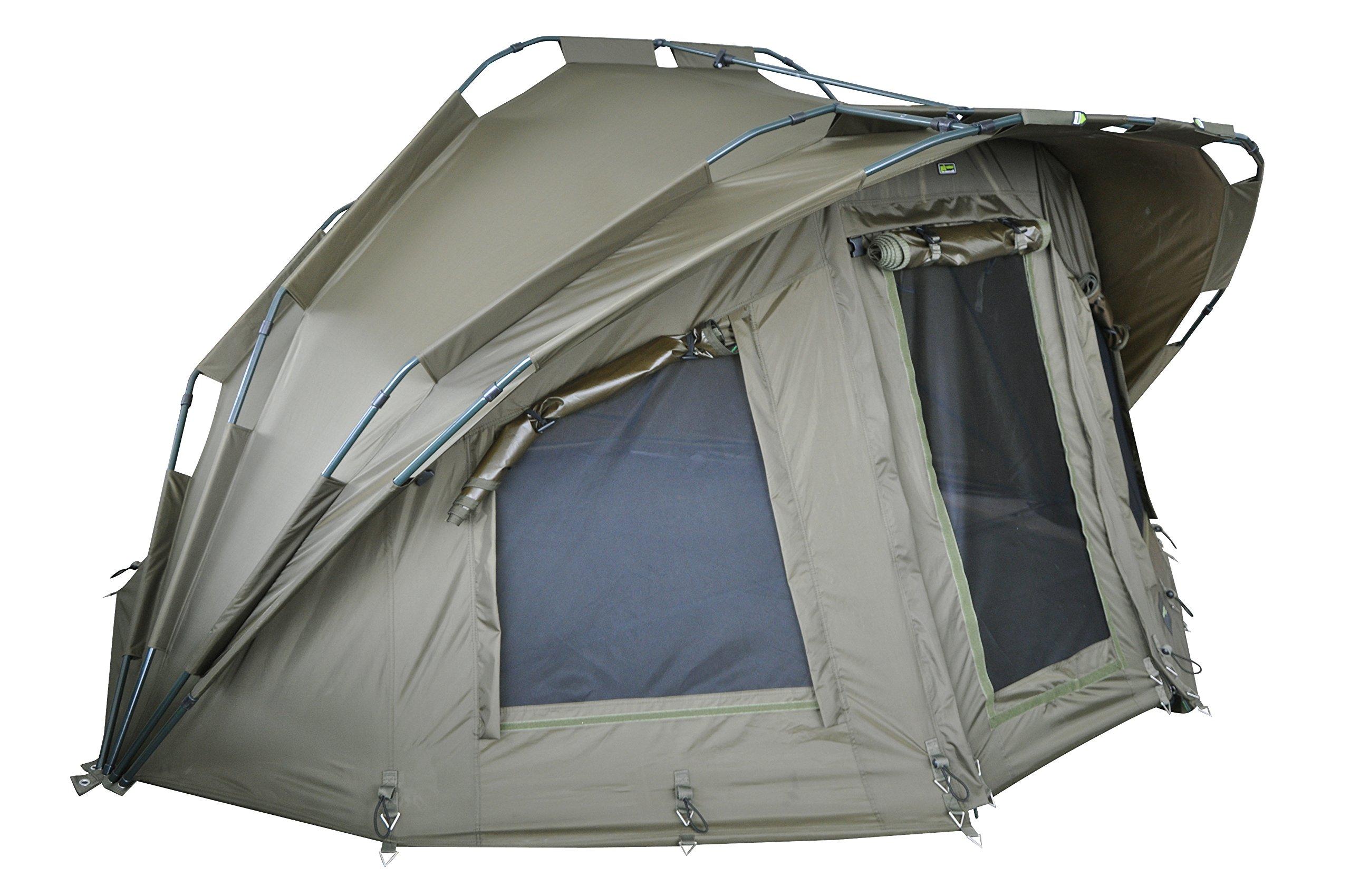 Winterskin 2 Bedchairs 2 Carpchairs Karpfen Carp Fort Knox 3,5 Man Bivvy
