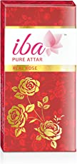 Iba Halal Care Pure Attar Real Rose, 10ml