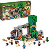 Lego 21155 21155 Kopalnia Creeperów™ ,Wielokolorowy