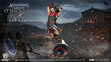 Ubisoft Spain - Assassin´s Creed Odyssey Figura de Alexios
