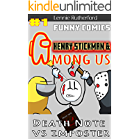 Henry Stickman Vs Among Us Episode 1: Death Note And Imposter