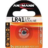 ANSMANN alkaline batterij LR41 1 Stuk zilver