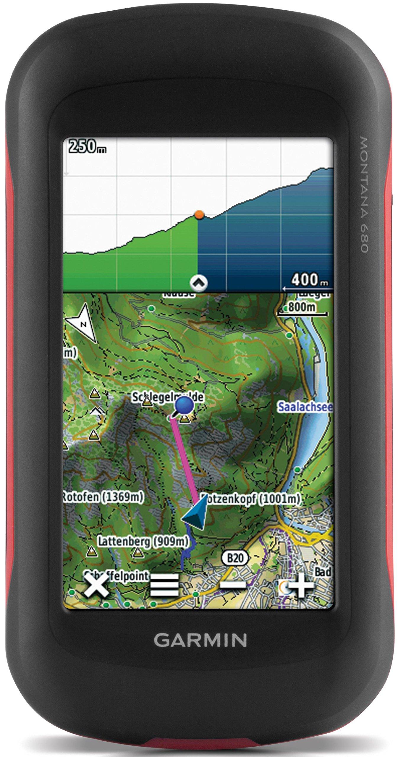 Garmin-Montana-Outdoor-Navigationsgert