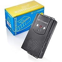 VON HAMELN® mobiler Marderschreck Auto, Haus, Dachboden, Garten - Anschluss an Autobatterie, per USB oder…