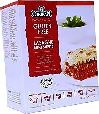 Orgran Rice and Corn Mini Lasagne, 200g