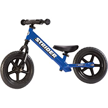 Strider -12 Sport Balancing Bicycle with No Pedals, for Kids Age 18 Month to 5 Year