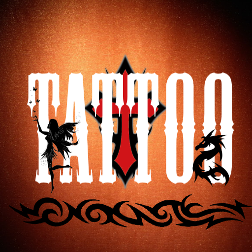 Tattoo My Photo Editor (Herz-musik-videos)