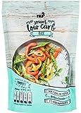 nu3 Konjak Reis   350g Packung   nur 14 kcal pro Portion   Reis aus Glucomannan   gute Alternative zu Basmati oder natur Reis   in nur 2 Minuten zubereitet   Ideal geeignet zur Zubereitung kalorienarmer Reis-Gerichte   Vegan & Glutenfrei
