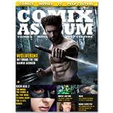 Comix Asylum Magazine