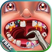 Verrückter Zahnarzt Kostenlos Spiel : Patienten in einer Klinik von einem verrückten Zahnarzt behandeln ! Fun-Spiel für Kinder