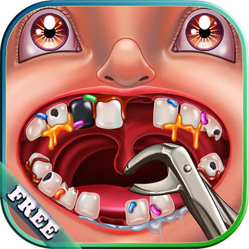 dentist-for-kids-treat-patients-in-a-crazy-dentist-clinic-fun-game-for-kids-free