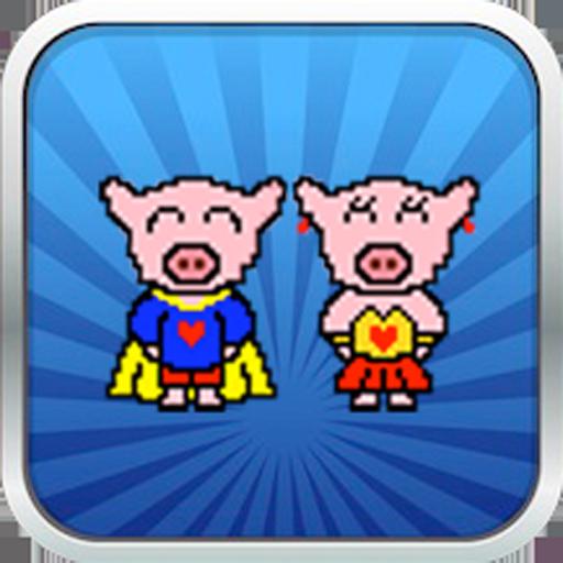 Pig Pflege (Super Hero Pig)