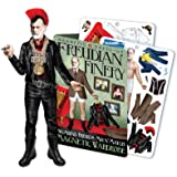 The Unemployed Philosophers Guild Freudian Finery - Sigmund Freud Magnetic Dress Up Doll Play Set