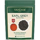 VAHDAM, foglie di tè Earl Grey imperiali (200 tazze) - Olio di bergamotto naturale al miscelato con tè nero fresco da giardin