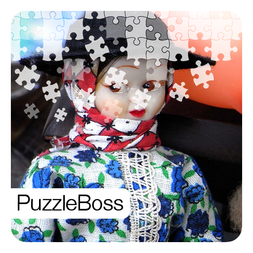 Vintage Doll Jigsaw Puzzles (Vintage Jigsaw Puzzles)