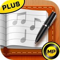 Song Writer - Lyrics Memo Pad Plus