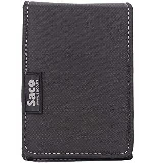 Saco Twin Hard Disk Drive Case Cover For 2.5 Inch External Hard Disk Drive