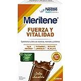 Meritene® FUERZA Y VITALIDAD - Suplementa tu nutrición y mantén tu sistema inmune con vitaminas, minerales y proteínas - Bati
