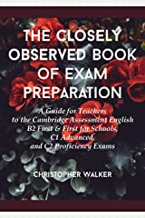The Closely Observed Book of Exam Preparation Kindle Edition