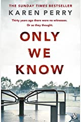 Only We Know Kindle Edition