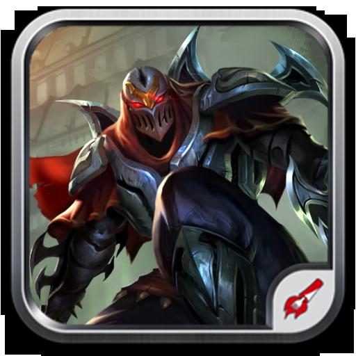 Zed League Of Legends Live Wallpaper Amazonde Apps Für