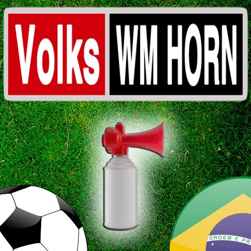 Deutschland WM Horn