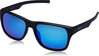 Polaroid Sunglasses Men's PLD3019S Polarized Rectangular Sunglasses