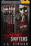 Savage Shifters: Shifters of SoHo Series Box Set (English Edition)