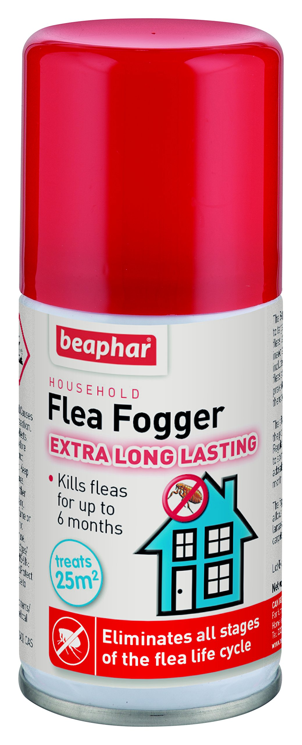 Beaphar Extra-long lasting Household Flea Fogger