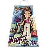 Bratz 20 Yearz Speciale Editie Originele Fashion pop Yasmin - Holografische verpakking & poster - Verzamelbaar - 20 Yearz Mot