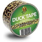 Duck Tape 199887 weefseltape, 48 mm x 9,1 m, Dressy Leopard
