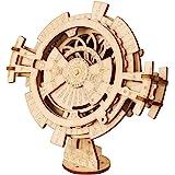 Robotime Lasergesneden 3D houten puzzel - Mechanisch modelbouwsets Educatief speelgoed voor 14 jaar en ouder (Eeuwigdurende k