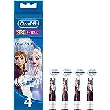 Oral-B Stages Power 4 Testine di Ricambio per Spazzolino Elettrico con i Personaggi di Frozen - Il regno di ghiaccio, Modelli
