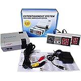 Console di gioco retrò Mini console classica TV Lettore di giochi Console di gioco per famiglie,cost...