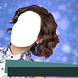 Kurze Frisur Foto Montage