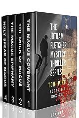 The Jotham Fletcher Mystery Thriller Series: Books 1-4 Box Set (English Edition) Versión Kindle