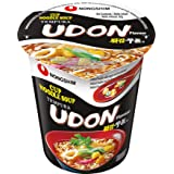 Nongshim Instant Cup Noodle Udon 12X62 Grammo - 740 g