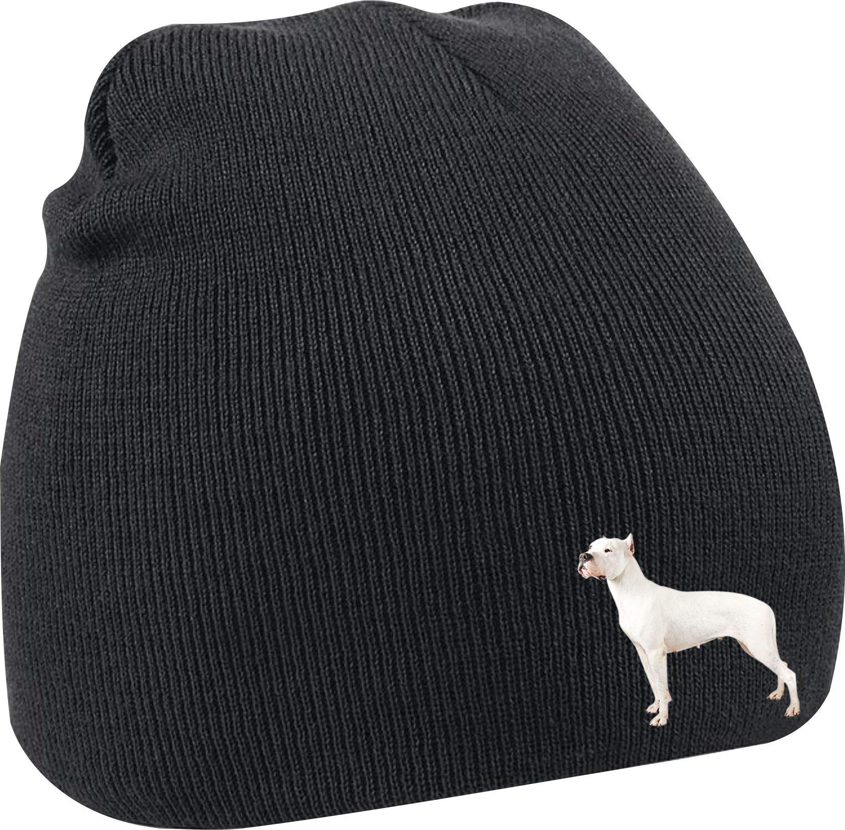Taurus Clothing Doberman Pinscher Dog Personalised Embroidered Cap Black