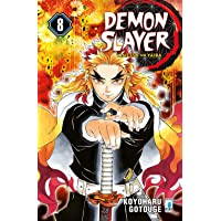 Demon slayer. Kimetsu no yaiba: 8