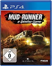 Spintires: MudRunner - PS4