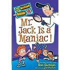 My Weirder School #10: Mr. Jack Is a Maniac! (English Edition)
