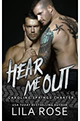 Hear Me Out Kindle Edition