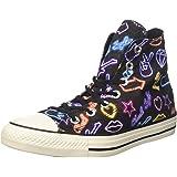 Converse Ctas Hi, Sneaker a Collo Alto Donna
