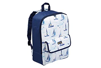 Kitchen Craft Coolmovers Sail Away Cool Bag Rucksack, 21 Litres ...