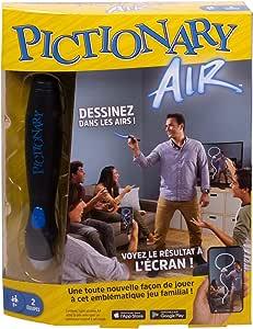 Pictionary Air Jeu de Société et de Dessin Dans Les Airs Avec Résultat à L/'écran