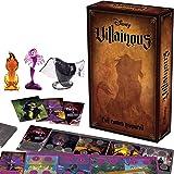 Ravensburger 26291 Disney Evil Comes (engelsk utgåva) – strategispel för vuxna och barn från 10 år – fristående eller förläng