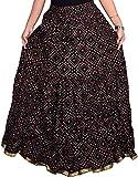 Kastoori Collection Women Maxi Skirt