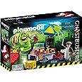 PLAYMOBIL Ghostbusters 9222 Slimer przy budce z hotdogami, od 6 lat