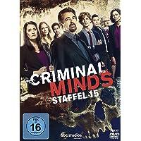 Criminal Minds - Staffel 15 [3 DVDs]