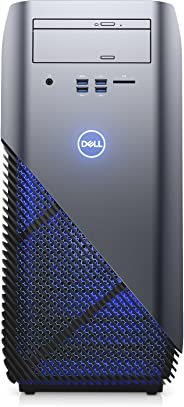 Dell i5675-A933BLU-PUS Inspiron 5675 AMD Desktop, Ryzen 5 1400 Processor, 8GB, 1TB, AMD Radeon RX 570 4GB GDDR5 Graphics, Re